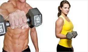 fitness e bodybuilding, benefici per la salute